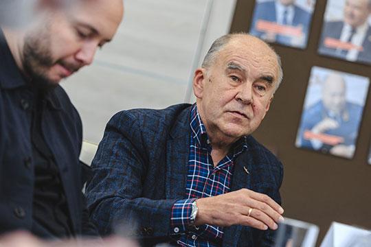 Шамиль Агеев: «Татарстану надо не потерять уже завоеванные позиции, хотя бы сохранить их»