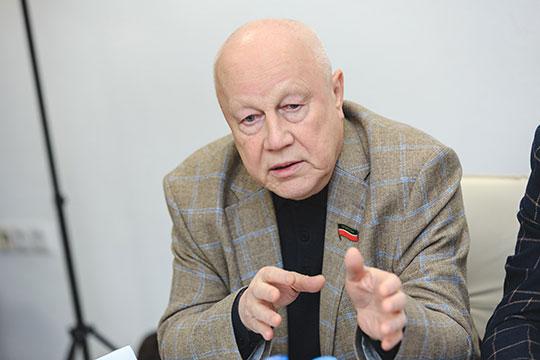 Марат Галеев: «Татарстан показал способность встраиваться в любую политику, адаптироваться»