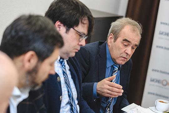 Вадим Хоменко: «Нужна не просто идеологическая, а экономическая концепция, я бы сказал, здоровая концепция»