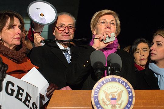 Степан Демура считает, что пока нет никаких предпосылок к тому, что на следующих президентских выборах США победит сенатор-демократ Элизабет Уоррен