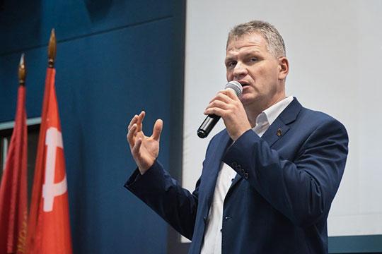 Алексей Куринный: «В России сегодня явно наметилось стремление к переменам»
