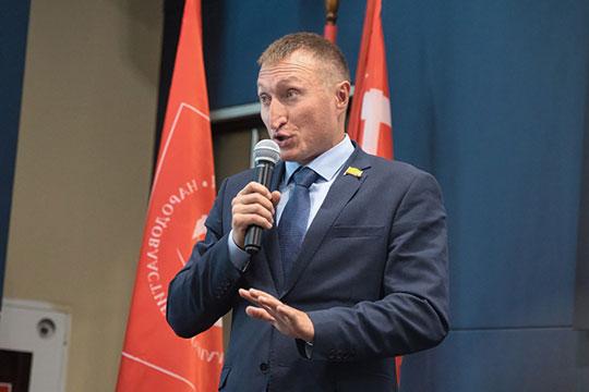 Депутат Госсовета Чувашии Александр Андреев