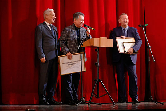 Шаляпинский фестиваль-2020 открылся двумя показами «Царской невесты»
