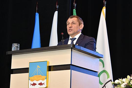 Лаишево занимает первое место в республике по социально–экономическому развитию среди муниципальных районов, имеющих городские и сельские поселения, заявил выступая перед советом Ильдус Зарипов