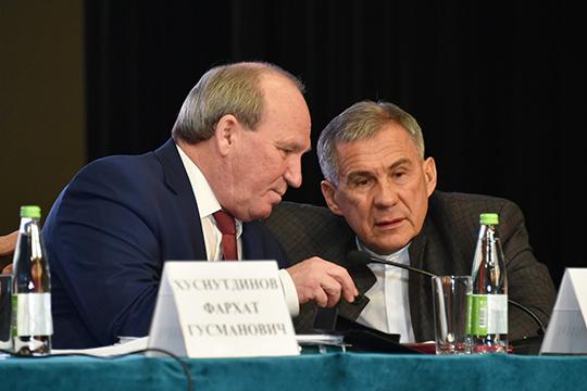 Президент Рустам Минниханов отметил проблему большой нагрузки на судей. «Главное, чтобы это не сказалось на качестве», — отметил он
