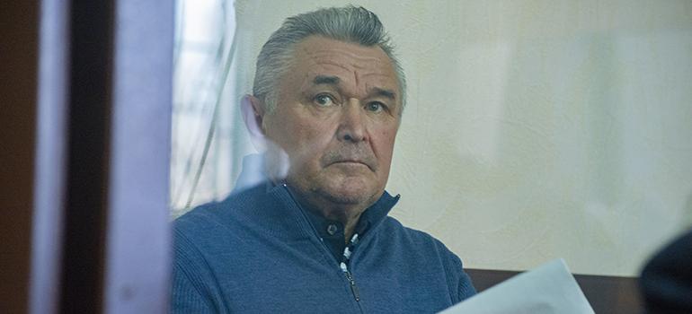 Задержание экс-главы Бугульмы Ильдуса Касымова