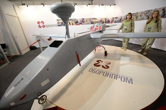В 2012 году УЗГА начал лицензионную сборку израильских беспилотных комплексовпод обозначением «Форпост»