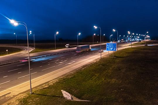 После реконструкции открываются три финальных участкаважнейшей в РТ транспортной артерии – «Казань – Челны»