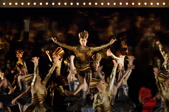 Мировой премьерой балета «Приказ короля» открылся первый музыкально-театральный фестиваль, получивший название Урал Опера Балет Фест