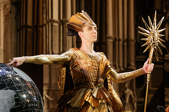 «Приказ короля»: форма большого балетного зрелища