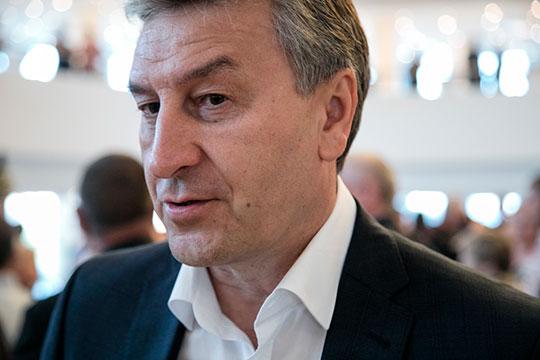 Айрат Фаррахов: «Не могу ответить на вопрос, почему он туда идет, это вопрос к исполняющему обязанности главы республики Башкортостан, как он формирует команду»