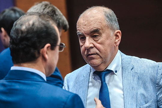 Шамиль Агеев: «Это активный человек, он очень эффективно в Думе работал. Если он уйдет, то наши лоббистские возможности на федеральном уровне сейчас не ослабнут»