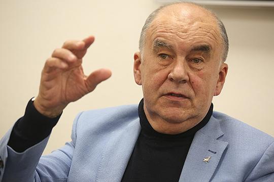 Шамиль Агеев вспоминает эпизоды из своей биографиипервого секретаря Татарского обкома комсомола