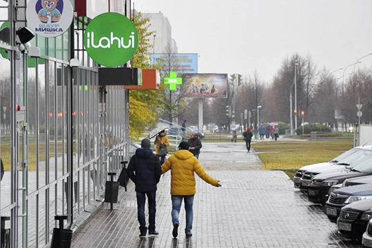 Первый магазин сети«Илахуэй»действительно появился вЧелнах вминувшем году, планировалось открыть его ивКазани. Однако вКазани проект непошел