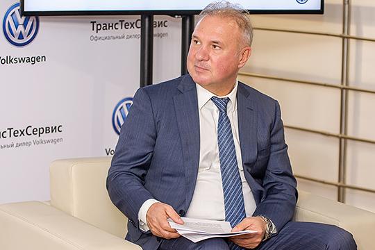 Вячеслав Зубаревнадеется, что новый логоцентр автомобилей спробегом станет магнитом для покупателей нетолько изТатарстана, ноииз соседних регионов