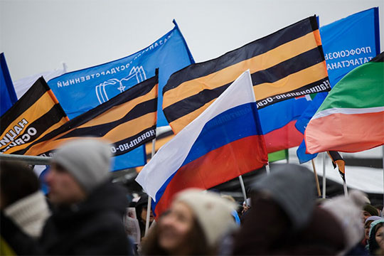 Присоединение Крыма в2014 году наполнило День народного единства новым содержанием, придало ему импульса
