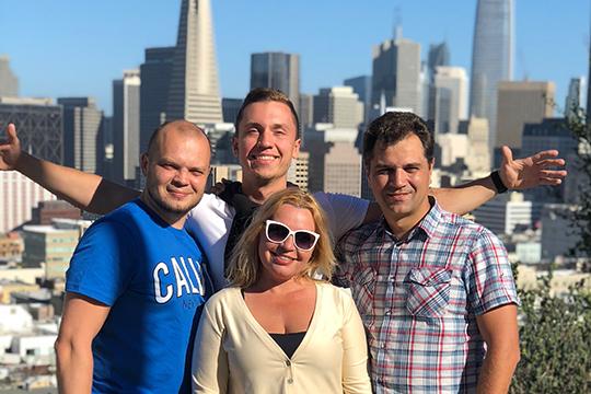 Силиконовая долина— это Мекка для организаций, занимающихся разработкой новых технологий, место встречи стартапов иинвесторов