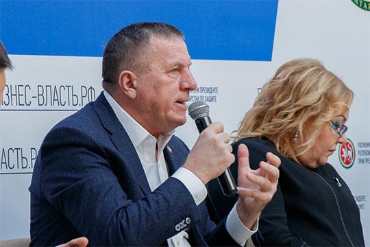 Рамис Сафиуллов: «Самое главное— это рабочие места, высокая заработная плата. Чем больше богатых людей, тем лучше мыбудем жить вэтом районе»