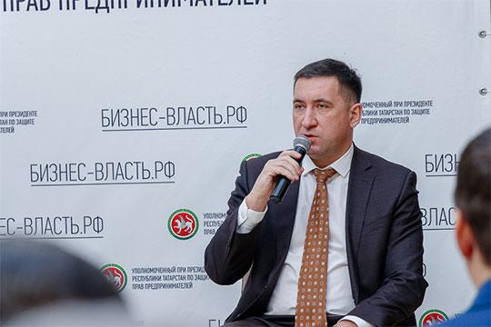 Салихов предложил продвижение нарынках Узбекистана иКазахстана