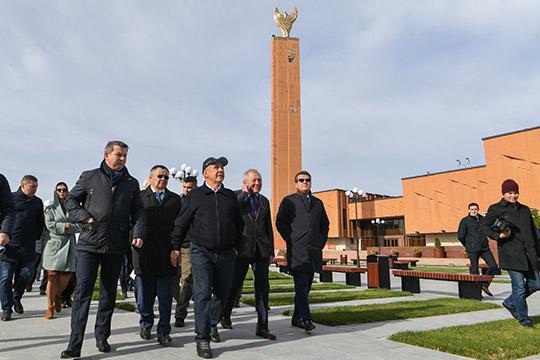 Рустам Минниханов во время поездки в Финляндию побывает во вновь построенной библиотеке, опыт работы которой используют при переформатировании здания НКЦ «Казань» и переезде туда национальной библиотеки РТ