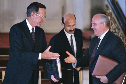 Джордж Буш-старший: «Развал Советского Союза – мое самое главное поражение»