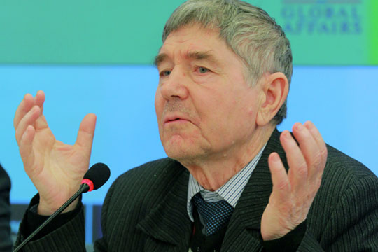 Академик Макаров: «Лучше, еслибы политиканы держались подальше отбизнеса, отэкономики»