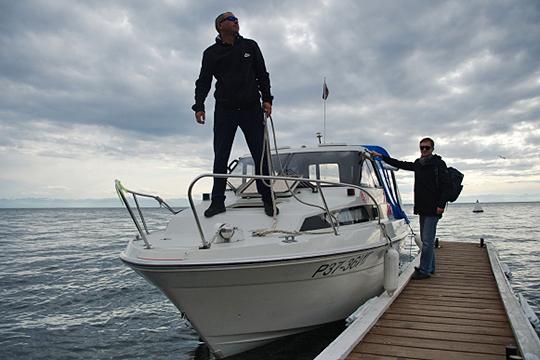 «Хотел угнать яхту наПхукет, новозраст…»: легколи продать «лодку» за20 миллионов?
