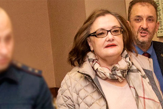 АрестДаутовой, отъезд Юсупова вМоскву иновый банк имени математического лицея