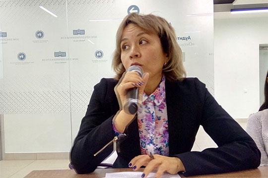 Ада Зайдуллина: «Уграждан, вдоговоре которых указана страховая компания«Респект», икоторые неуспели зарегистрировать договора долевого участия, конечноже, возникли проблемы»