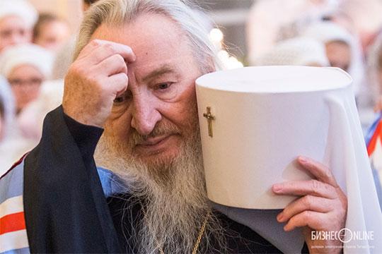 Самым интригующим политическим событием недели для Татарстана стал вброс овозможном отъездемитрополита Казанского иТатарстанского ФеофанавБеларусь