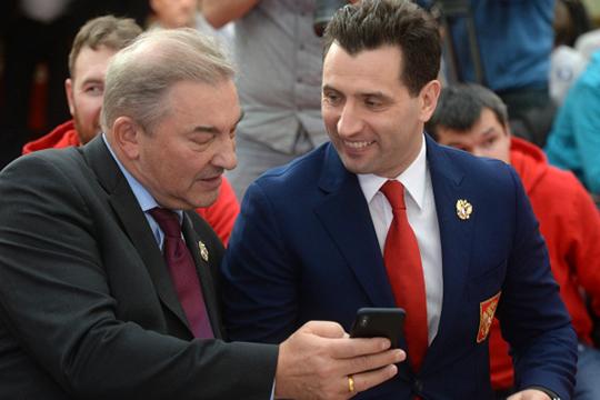 На матч звездприедут многочисленные випы, включая Романа Ротенберга иВячеслава Третьяка