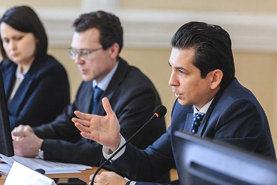 Фарид Абдулганиев выразил готовностьвместе сассоциацией идругими бизнес-сообществами выработать единые подходы пореализации нацпроектов.