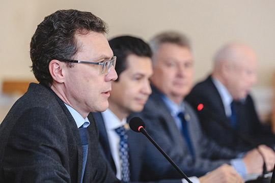 Рустем Сибгатуллинрассказал отом, как министерство экономики помогает предпринимателям