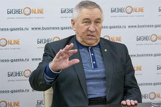 Александр Гусев:«Яуже много лет занимаю должность президента федерации футбола республики. Ядолжен знать, что творится вкомандах»