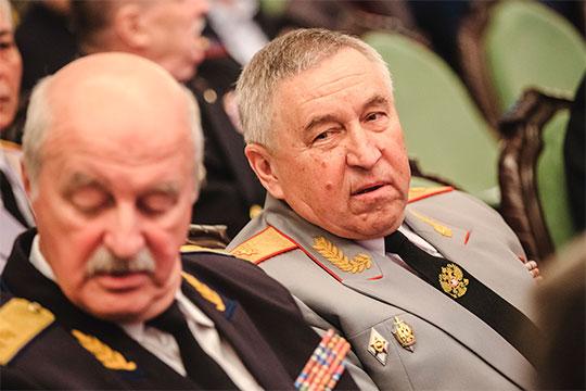«Нафоне того татарского, так скажем, национализма якак один изруководителей КГБ говорил исейчас говорю, что мыпоступали верно. Мы доказывали Москве, что происходящее— неминуемый процесс при той системе перехода отСССР кРоссии»