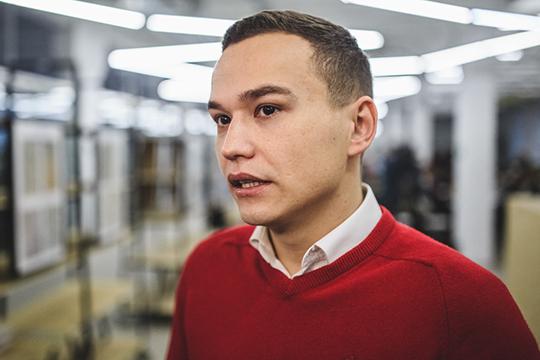 Табрис Яруллин: «Улица Профсоюзная является главной точкой притяжения молодежи. Пространство попродвижению новой татарской культуры здесь вписалосьбы идеально»