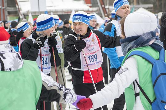 Рифкат Минниханов стал обладателем бронзовой медали