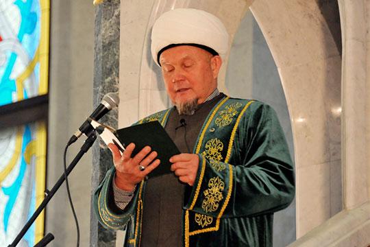 Джалиль хазрат Фазлыев