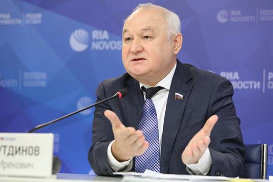 Ильдар Гильмутдинов: «Прекратите демагогию, что придет какой-то спаситель!»