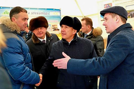 Стратегический район: как Рустам Минниханов наставлял буинские власти помогать бизнесу