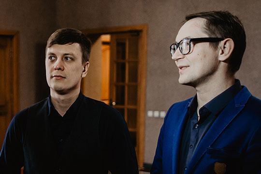 Денис Супрунов и Антон Шутов