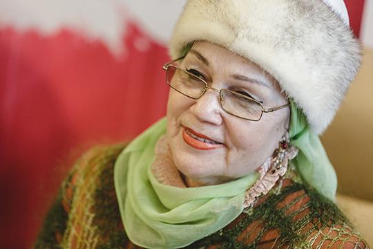 Первый раз вфестивале будет участвовать легенда татарской эстрадыЗухра Сахабиева