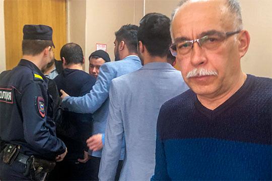 Адвокат Равиль Туктаров (на фото) отмечал, что в уголовном деле не было ни взяткодателя, нет ни взяткополучателя
