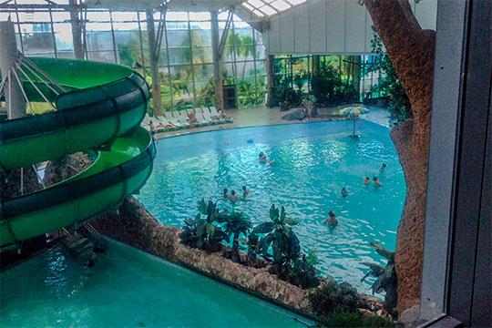 Под крышей развлекательного центра «Калейдоскоп» находится 23 организации.Самыми крупными являются аквапарк «Барионикс», развлекательный центр FUN 24 и единственный в РТ океанариум