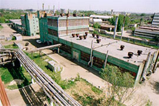 Казанский завод синтетического каучука имени С.М.Кирова