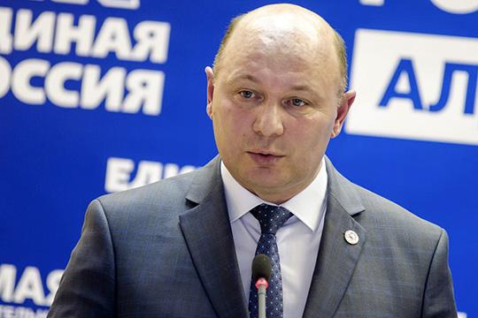 Фаил Камаев: «Мыежегодно сдаем более 100тыс.кв.м. жилья, нопри этом нехватает финансовых средств, чтобы обеспечить район газом, качественной водой идорогами»