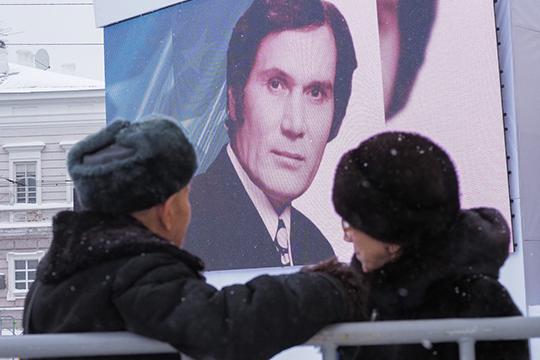 К сожалению, ушел из жизни великий Ильгам Шакиров, без которого, конечно, наш список осиротел