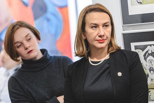 Ирада Аюпова в мае будет отмечать свою первую годовщину в кресле главы минкульта РТ, но в нашей рейтинге справедливо дебютирует на чрезвычайно высокой позиции
