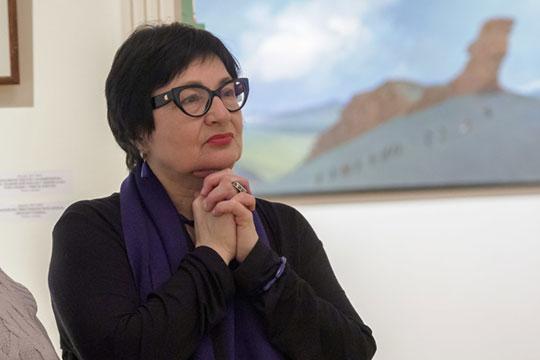 Отметим директора ГМИИ РТ Розалию Нургалееву — она поднимается все выше и выше в нашем списке, на этот раз мы не смогли пройти мимо открытие после реконструкции галереи современного искусства
