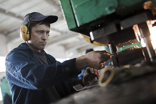 21%респондентовхотелибы найти работу именно впроизводственной сфере. Вбольшинстве случаевэто соискатели до40 лет (39% ввозрасте от18 до30 лет, 34%— от30 до40 лет)